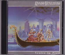 Rondo Veneziano - Venice In Peril - CD (SFCD0173 RCA Distronics Australia)