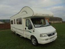 6 Sleeping Capacity Campervans & Motorhomes 2005