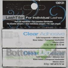 Ardell LashTite Eyelash Adhesive For Individual Lashes Clear 0.12 oz (2 Packs)