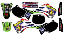 170824 SPLITFIRE KAWASAKI KX 125 250 1999-2002 DECALS STICKERS GRAPHICS KIT