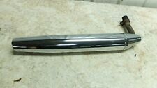 01 Suzuki VL 1500 VL1500 Intruder upper top muffler pipe exhaust