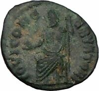 Pagan  Ancient 310AD Ancient Roman Coin Great Persecution of Christians  i22997