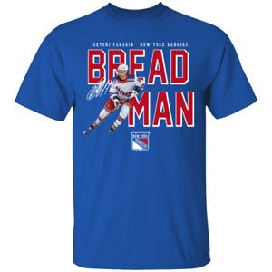 Men's Artemi Panarin New York Rangers Player Hometown 2020 T-Shirt