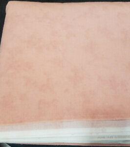 BTY 1 yd Sewing Quilting Fabric Moda Folk Art Christmas Pandolph Pink