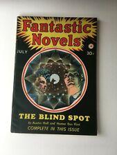 Fantastic Novels - US SF & Fantasy pulp - 1st issue July 1940 - NICE COPY