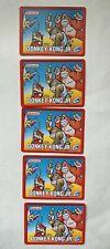 YOU PICK Nintendo E-Reader Cards Donkey Kong, Donkey Kong Jr, Tennis, Baseball