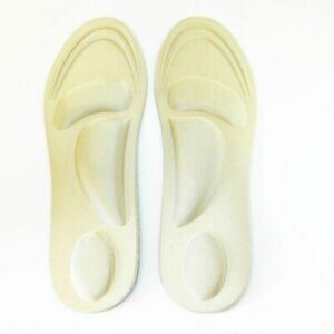 Orthotic Insoles Flat Feet Arch Support Memory Foam Plantillas Insole Shoe Pad
