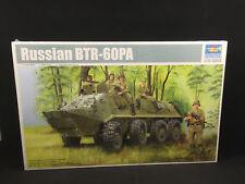 Trumpeter Russian BTR-60PA 1:35 Scale Plastic Model Kit 01543 NIB