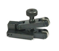 v-clamp type knurling tool for quick change tool post