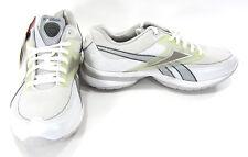 Reebok Shoes Easytone Reeinspire II White/Silver/Steel/Grey Sneakers Womens 7.5