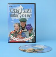 One Foot In The Grave - The Christmas Specials - BBC DVD - Region 1 - GUARANTEED
