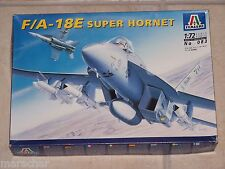 Maquette ITALERI 1/72ème F/A-18E SUPER HORNET
