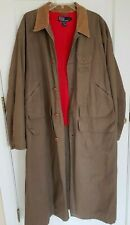 Polo Ralph Lauren Riding/Barn Duster Coat