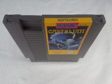 CASTELIAN NES NINTENDO VIDEO GAME CART ONLY AUTHENTIC GREAT LABEL