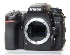 NIKON D7500 DSLR CAMERA - BODY ONLY NEW SEALED UK