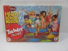 DISNEY Twister Moves High School Musical 2 Game HASBRO Brand new factory sealed