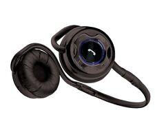 SoundBot SB220 Bluetooth 4.0 Wireless Behind Neck Stereo Headphone + Mic Black
