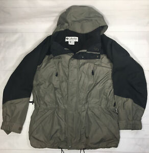 Columbia Double Whammy Jacket Snow Rain Removable Liner & Hood Men's Large