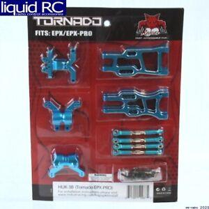 Redcat Racing HUK-3B Tornado EPX Pro hop up kit (New version) (Blue)