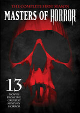 Masters Of Horror: Season 1 [New DVD] Boxed Set, Widescreen