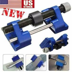 1* Honing Guide Angle Jig Tool For Sharpening Chisel Plane Planers Iron US