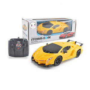 4 channels 1:24 Lamborghini RC cars racing cars toys for 5~6 year old kids