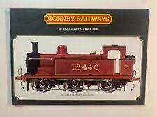 Vintage 1978 Hornby Railways '00' Model Catalogue