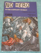 No Hero #6 (wrap) VF/NM; Avatar