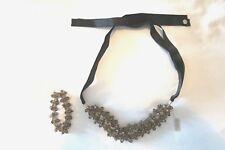 JIGSAW Mink/gold/bronze bracelet and necklace set, BNWT Excellent condition