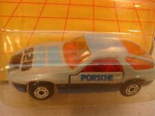1983 MATCHBOX SUPERFAST #59 GREY/BLUE PORSCHE 928 MOC