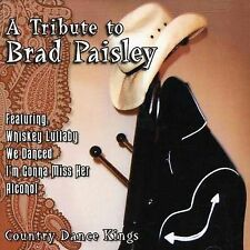 FREE US SHIP. on ANY 2 CDs! NEW CD Country Dance Kings: Tribute to Brad Paisley