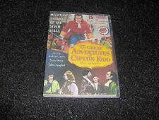 THE GREAT ADVENTURES OF CAPTAIN KIDD CLIFFHANGER SERIAL 15 CHAPTERS 2 DVDS