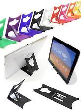 "Samsung Galaxy Tab 9"" 10"" Computer Tablet Holder BLACK iClipTravel Desktop Stand"