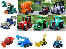 Children's Toys Wholesale 12pcs Learning Curve Bob The Builder Diecast
