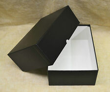 New Heavy Duty Mint Set Storage Box - Black - Guardhouse