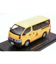 NISSAN NV350 CARAVAN SCHOOL BUS 2012 YELLOW 1:43