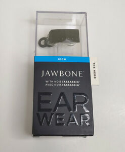 Jawbone Icon The Hero Noise Assassin Bluetooth Headset Brand New Sealed