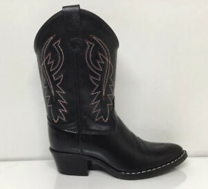 Old West Kids Boots J Toe Western Boot Size 2D.✨