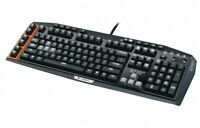 Logitech G710 +  Mechanical Gaming Keyboard with Cherry MX Brown Switches
