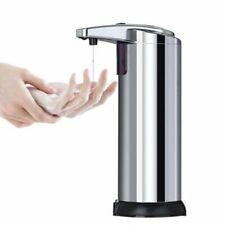 Automatic Soap Dispenser, Liquid Hands-free Auto Hand Soap Dispenser