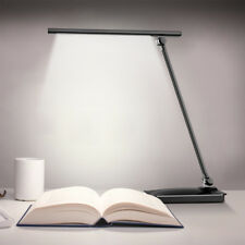 8W LED Touch Sensor Desk Table Lamp Bedside Reading light  Dimmable USB Charger