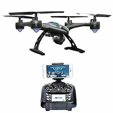NEW Quadcopter Drone WiFi FPV HD Camera Live Video Headless Mode Altitude Hold