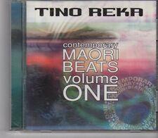 (FX538) Tino Reka, Contemporary Maori Beats Vol. 1 - 2002 CD