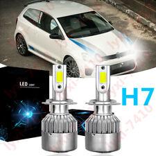 H7 LED HAUPTSCHEINWERFER LAMPEN HEADLIGHT BIRNE C6 für POLO 6N 9N 6R NEW BEETLE