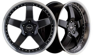 18 INCH WHEELS TO FIT HOLDEN  FITTED WITH BRAND NEW TYRES IN BLACK SET OF 4