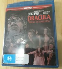 Dracula: Prince of Darkness (Blu-ray Disc, 2013) Christopher Lee