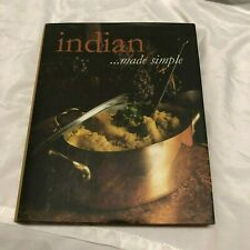 Indian: Cooking Made Simple by Parragon Books; Love Food Editors