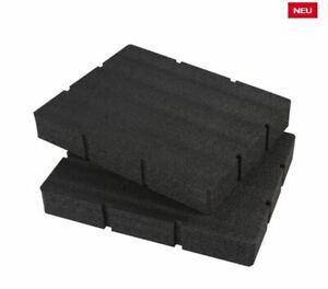 Packout Schaumstoffeinlagen for Schubladenkoffer 2 And 3 Drawers 4932479157