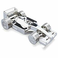 16GB Silver Metal F1 Race Car Novelty Memory Stick USB 2.0 Flash Drive