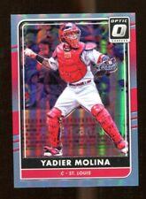 Yadier Molina 2017 Donruss Optic #73 SSP 2/50 Cardinals 41347